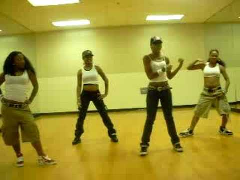 Ms Phat Twerk like me Instructional