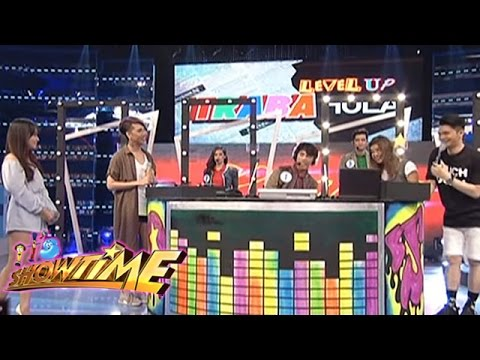 Its Showtime: TrabaHula contestants give love advice to CJ and Kristel