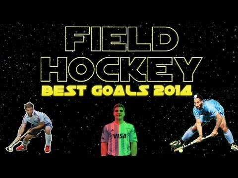 Best Field Hockey Goals 2014 - Part 1