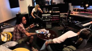 The Dead Daisies - In The Studio - Day 3