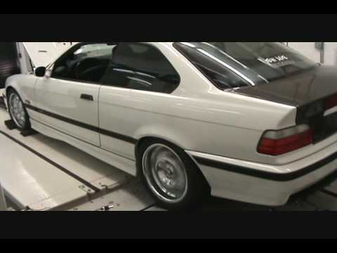 1995 E36 BMW M3 with LS6 T56 built by New Age Hotrods