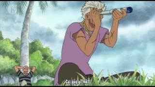 Phản ứng của Shank khi biết Luffy bị truy nã - One Piece