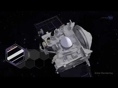OSIRIS REx Using Earth as Slingshot to Get to Asteroid Bennu