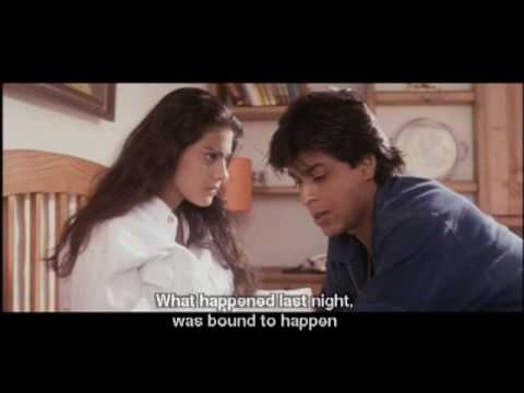 DDLJ: Simran Wakes Up in Rajs Bed (English subtitles)