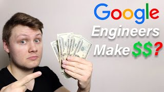 How Much Do Google Software Engineers Make? (real salary figures)