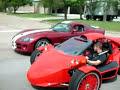 T Rex VS 2008 Dodge Viper www.gpmotoring.com