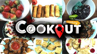 The Cookout | Haputhale - Tea Infused Butter Cake & Strawberry Gateau  ( 03  - 04 - 2021 )