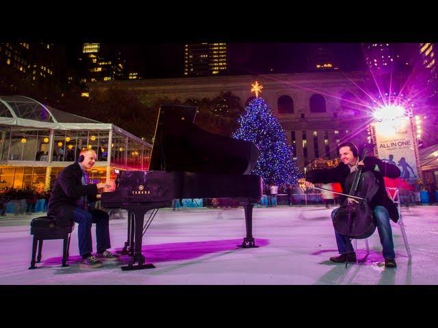 We Three Kings (Piano/Cello) - ThePianoGuys