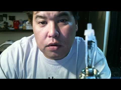 How to install the new GotVapes plug seal on your Fluxomizer Deluxe
