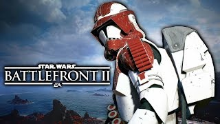 Star Wars Battlefront 2 - Funniest Moments of 2017
