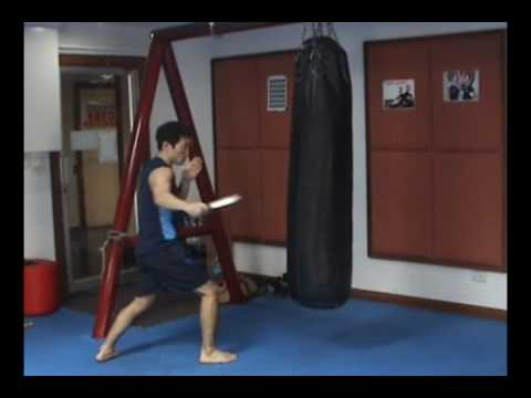 Boxer Rebellion Gym Bangkok: Kapap Level 1 Weapons (Stick, Knife, Gun) Image 1