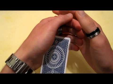 Gambler's Cop (Tutorial/Erklärung German/Deutsch) Sehr nützliches Flourish/Card Steal