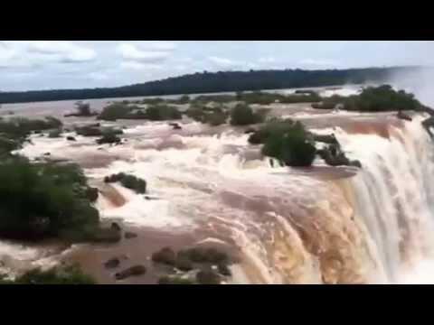 Day 25: (xxx+) Iguassu Falls and bird park, Brazil (Januar 2013) thumbnail