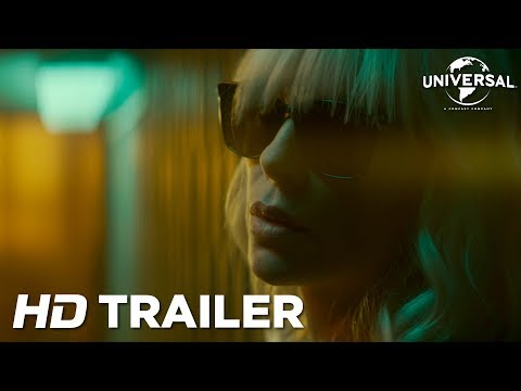 Atomic Blonde (2017) Final Trailer (Universal Pictures) HD streaming vf