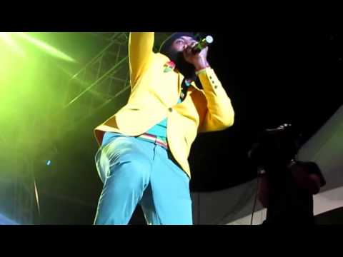 Anthony Cruz  performing 1/16/16 @RebelSalute in Priory St Ann Jamaica