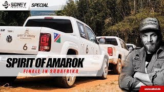 Spirit of Amarok Finale 2018 | Süd Afrika | Sidney Industries