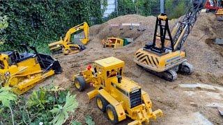 BRUDER TOYS for Children BRUDER EXCAVATOR in Jack's bworld Construction