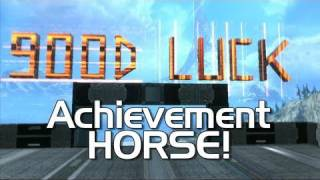 Halo: Reach - Achievement HORSE #12 (Jack vs. Burnie!)