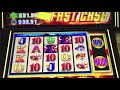 WINNING ON FAST CASH SLOT MACHINE GAMES! MAX BET