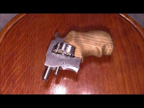 Револьвер барабан самодельный