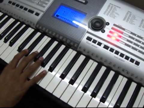 Play In Keyboard - Tamil - Ullaasam - Veesum Kaatrukku Song video