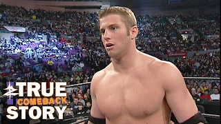 Zack Ryder reflects on his first WWE match 12 years ago: Z! True Comeback Story