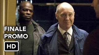 "The Blacklist 4x08 Promo ""Dr. Adrian Shaw: Conclusion"" (HD) Fall Finale Season 4 Episode 8"