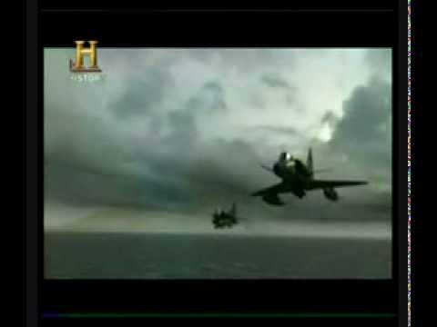 """Impresionante relato de los entonces pilotos de Skyhawk 1er Teniente Héctor """"Pipi"""" Sánchez y del Teniente Daniel Paredi del ataque del 8 de junio de 1982, Fuerza Aerea Argentina. Malvinas..."""