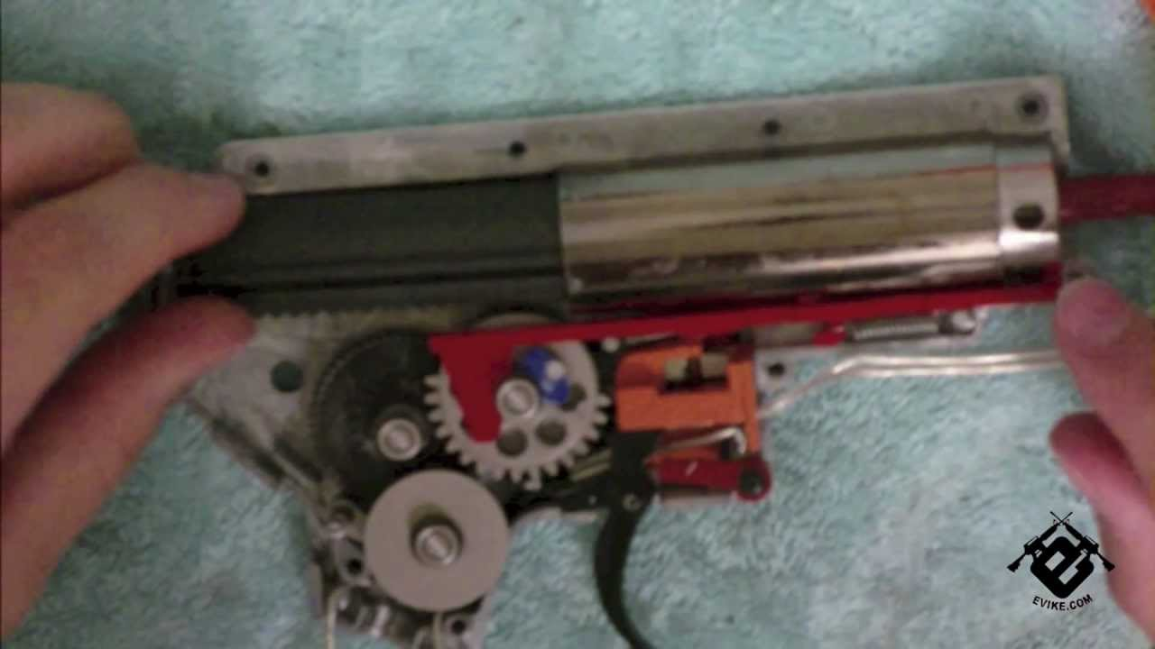 Gearbox Assembly Parts v2 Gearbox Assembly