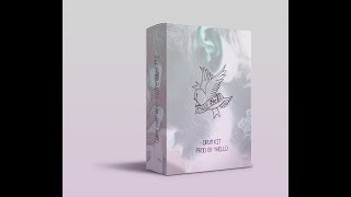 COWYS PT.2 DRUM KIT PREVIEW - Making a sad Lil Peep type beat with my FIRST DRUM KIT!