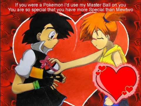 The Words Of A Young Pokemon Trainer In Love Youtube