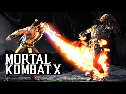 Mortal Kombat X -  ОБЗОР КЛАССИЧЕСКИХ FATALITY