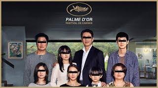 PARASITE - PALME D'OR au Festival de Cannes 2019