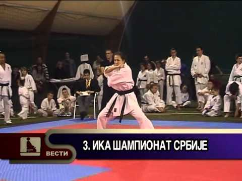 3rd IKA SERBIA OPEN & KUBOTA CUP 2013 - BELGRADE - SOS CHANNEL NEWS