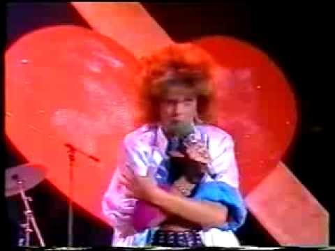 C.C. Catch. I Can Lose My Heart Tonight. Peter's Pop Show. 30.11.1985. ZDF