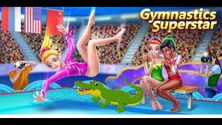 Gymnastics Superstar Part 2-Increases creative skills and sports knowledge