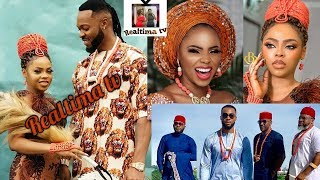 Congratulations Flavour N'abania and Chidinma Ekile Really getting Married ?