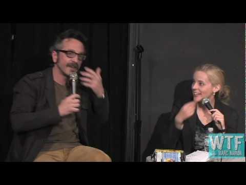 Maria Bamford on WTF with Marc Maron