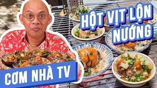 Cơm Nhà TV #33: Món hột vịt lộn nướng làm có 3 tiếng đồng hồ chớ nhiêu ???