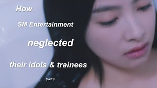 The Worst Entertainment Companies: SM Entertainment (Part 1)