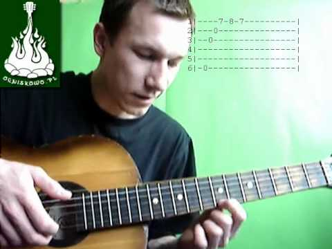 Jak zagrać: Nothing else Matters - Metallica #1