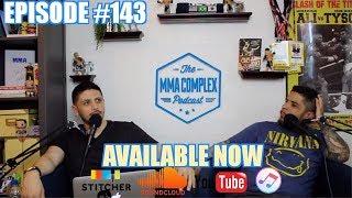 The MMA Complex #153 - RECAP UFC 236, UFC/ESPN+7 Preview