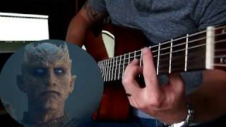 The Night King Theme, Classical Guitar Cover, played on a Córdoba C5-CE through a Line 6 Helix