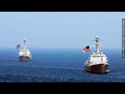 Australia Backs U.S. In South China Sea Dispute - Newsy
