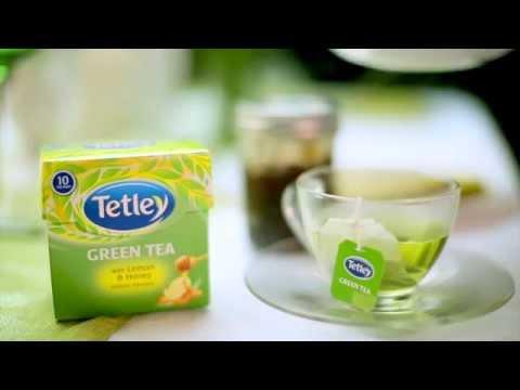 Healthy Recipes from Tetley Green Tea: Crepes