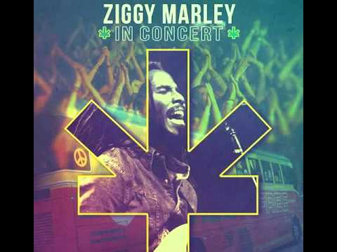 "ZIGGY MARLEY ""REGGAE IN MY HEAD"" FROM NEW ALBUM!"