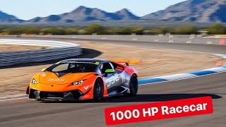WORST RACE CAR EVER! 1000 HP LAMBORGHINI TWIN TURBO