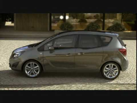 2011 Opel Meriva Youtube