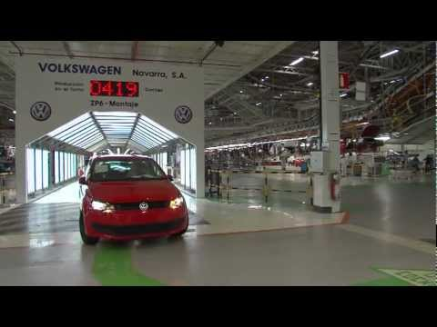 Volkswagen Polo Production Plant Pamplona