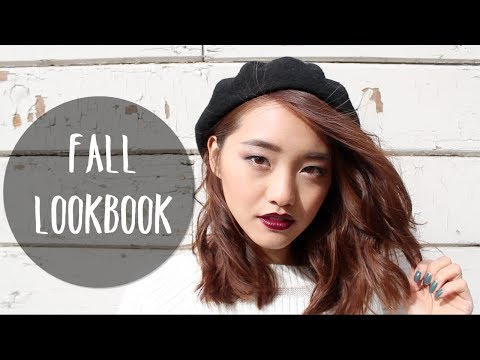 Fall Lookbook 2013